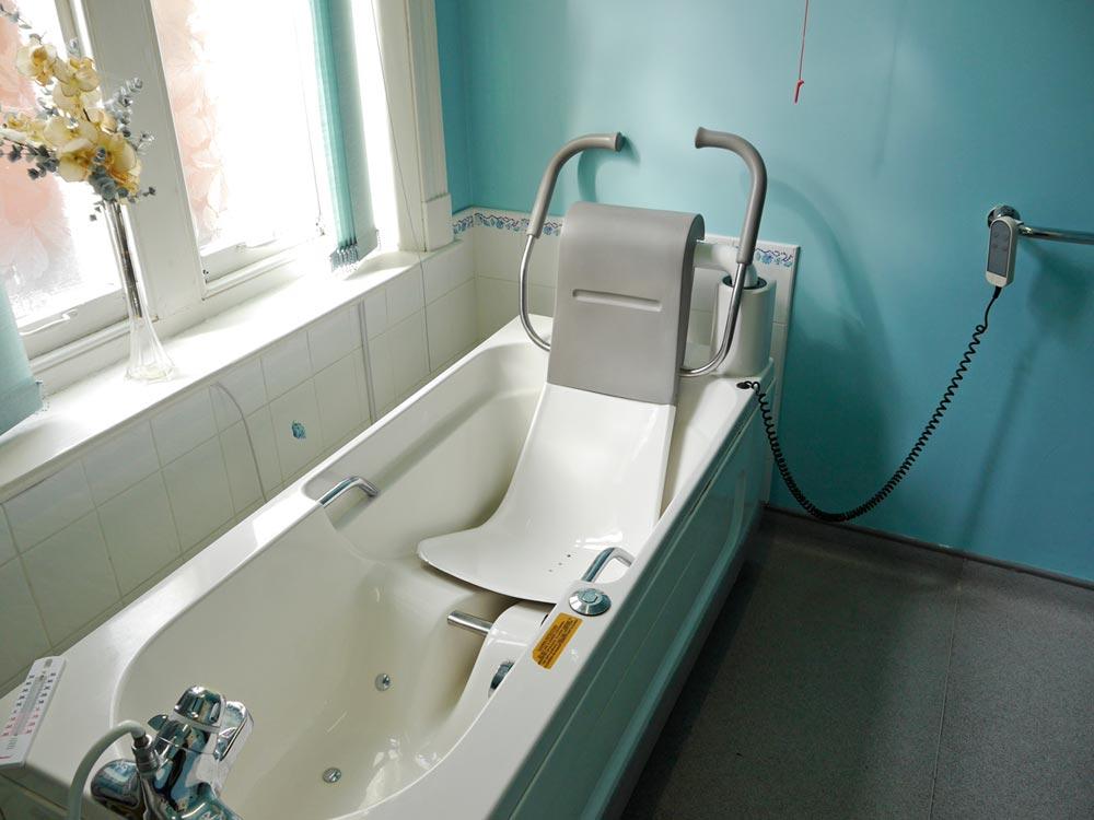 Culliford House residential home - Bath