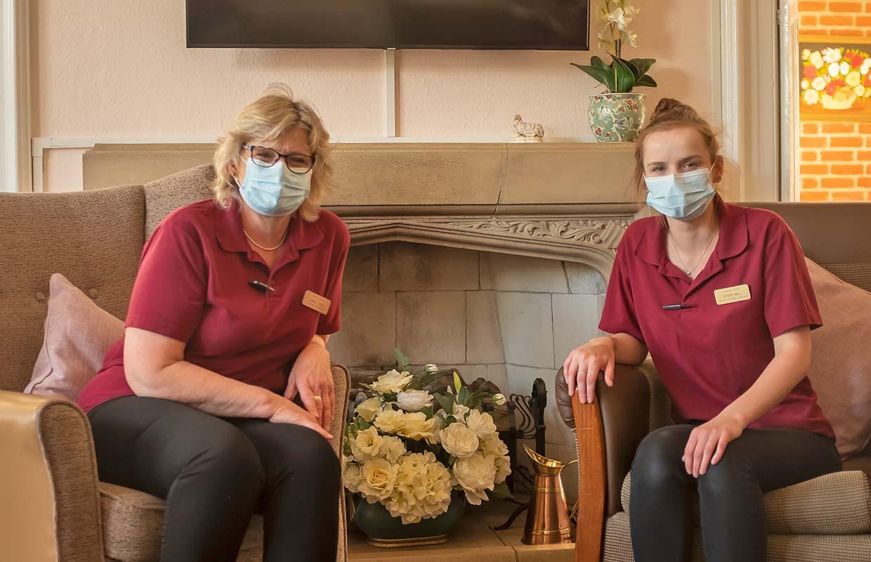 Culliford House - Residential Home Dorchester – Living Well team